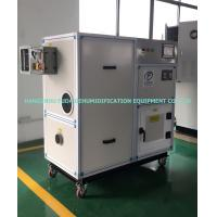 Buy cheap New Style Moveable Compact Industrial Desiccant Dehumidifier 1000CMH product