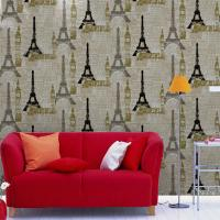 China cheap Italian modern 3d effect pvc wall paper for home decoration on sale