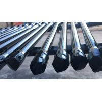 Quality Quarry Mining Tools Integral Drill Rods Tungsten Carbide Tipped Shank Chisel Type wholesale