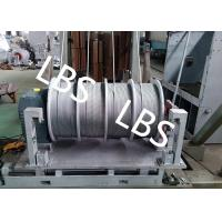 Quality High Performance Wire Rope Windlass Anchor Winch For Building Wipe Wall wholesale