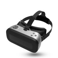 Buy cheap 3D Virtual Reality Glassess all in one vr headset Support support earphone&BT remote from wholesalers
