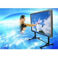Quality Ultra Interactive Finger / Infrared Touch Smart Interactive Whiteboard, Gesture Control wholesale