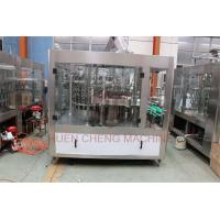 China Small Scale Water Bottle Filling Machine With Bottle Cap Sealing Machine on sale