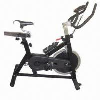 Quality Spinning Bike/Fitness Exercise Bike with Adjustable Stabilizers wholesale