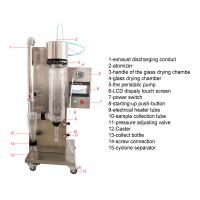 Vacuum Small Laboratory Scale Spray Dryer For Milk And Coffee