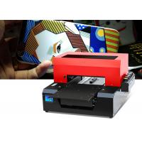 China Small Format Digital T Shirt Printing Machine 420×300 Mm High Color Density on sale