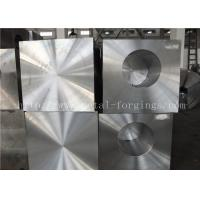 Quality ASTM A105 Carbons Steel Forged Block Normalized and Milled for Pressure vesel wholesale