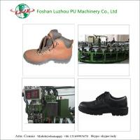 Quality PU Footwear Machinery Injection Machine for Sole Safety Shoes wholesale
