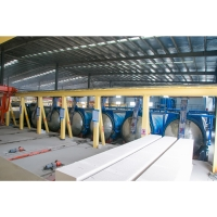 China 11kW Autoclaved Aerated Concrete Production Line on sale