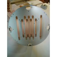Quality OEM 300W - 500W Stamping Processing Copper Pipe Heat Sink For LED Stage Light wholesale