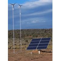 China Durable Off Grid Hybrid Solar Wind Power System (5KW + 1.8KW Solar) on sale