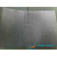 Cheap Expanded Titanium Mesh Without Toxic Used for Living Organisms for sale