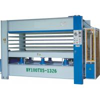 Quality Hot press of 100ton with 5 layers wholesale