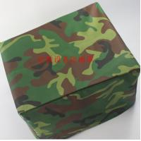 Quality 600D Oxford Waterproof Equipment Covers / Camouflage Machine Cover wholesale