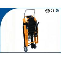Quality High Building Rescue Stair Stretcher Foldable Automatic Caterpillar Aluminum Alloy wholesale