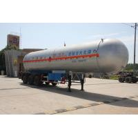 China China Clw New 56m3 LPG Gas Tank Trailer Sale on sale
