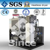 Quality Heatless Regenerative Desiccant Dryers System 5-5000Nm3/H Capacity wholesale