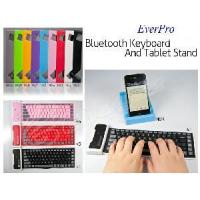 Quality Bluetooth Wireless Keyboard+ Position Stand Tablet Two Pieces wholesale