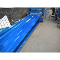 Quality Corrugated galvanized steel sheet zinc aluminum sheets , 0.3mm-6mm Thickness wholesale