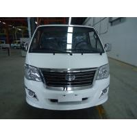 China Highroof City Service Bus Mini Van Bus With Power Steering Long Distance on sale