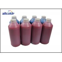 China CMYK Water Based Printing Ink Epson / Canon / HP Digital Printer Use on sale