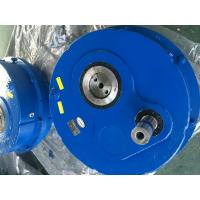 Quality Single Reduction Shaft Mounted Gear Reducer For Box Mine Crusher Machine wholesale
