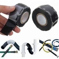 Buy cheap Strong Rubberized Adhesive Self Fusing Silicone Tape For Automotive from wholesalers