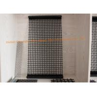 Quality Hook Shale Shaker Screen Abrasion Resistance , Vibrating Screen Wire Mesh Anti Earthquake wholesale