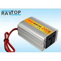 Quality 200W Car Ac To Dc Power Converter Charger 12V To 220V For Cell Phones IPhone GPS wholesale