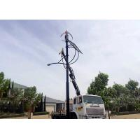 China Commercial Hybrid Solar And Wind Power Generation Residential Vertical Wind Turbine on sale