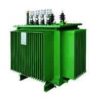 China 500 KVA 3D Core Oil ImmersedTransformers For Industrial Distribution System on sale