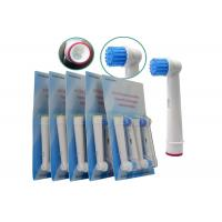 Quality Adults Replacement Braun Oral B Toothbrush Heads Blister Card 4 Pcs/Pack EB 17S wholesale