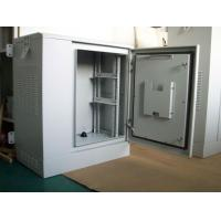 China YX-002/ IP55/ 19inchx20U/ Outdoor Telcom Cabinet with Air Conditioner on sale
