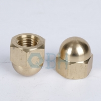 China Japan standard JIS B1183 Domed cap nuts Type 1 Type 2 Type3 for 4T 5T 6T carbon steel ZP YZP zinc nickel alloys 304  316 on sale