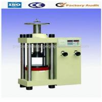 Quality 2000kn Digital concrete compression testing machine wholesale
