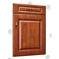 Quality Finished Surface Wooden Moulded Doors With Customized Frame Thickness 20mm wholesale