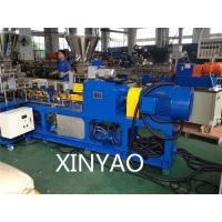 China PET Waste Plastic Recycling Line / waste plastic recycling pelletizing machine on sale