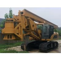 Quality Rotary Drilling Rigs TR180D ; Max Hole Diameter 1800mm ; Max drilling depth 60m ; Engine model CAT C - 7 ; wholesale