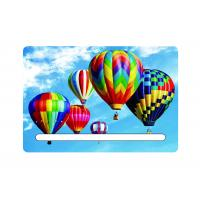 Quality Custom Beautiful Balloon 3d  Fridge Magnets 7x11cm With Notepad  For Souvenir Gifts wholesale