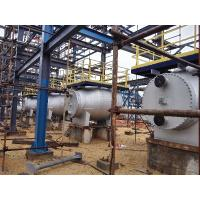 Quality High Efficient Plate And Shell Heat Exchanger For Oil & Gas / Refinery wholesale