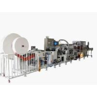 China Full-Automatic Paper Handkerchiefs Packing Production Line (JX-FA-150) on sale