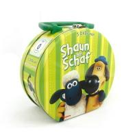 Quality lunch tin boxes for DVD discs wholesale