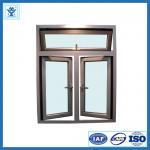 Quality Double Glazing Aluminum Casement Window with Cheap Price wholesale