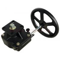 China manual handwheel for pneumatic actuator valve gear box on sale
