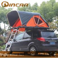 Quality Two Person Soft Roof Top Tent , Overland SUV Pop Up Roof Top Camper wholesale