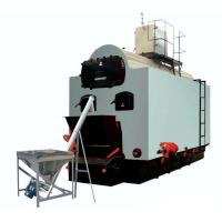 Quality 6 Ton Biomass Steam Boiler DZL Series Hot Air Generator Energy Saving wholesale