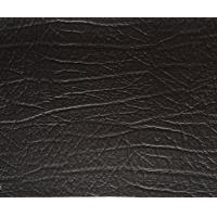 Black Leather Fabric Texture Cheap Black Lichi Text...