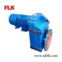 China F/FA/FA/FAF 37-167 hollow shaft gearbox electric motor / parallel shaft helical gear box/ on sale
