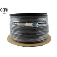 Quality Single Mode Armored  CPRI Cable 4 Fibers LC end spiral helical for Outdoor wholesale