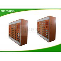 Buy cheap Bank Note / Coin Operated Fresh Food Vending Machines Cooling Function product